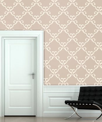 Lace Bamboozled Wallpaper Decal