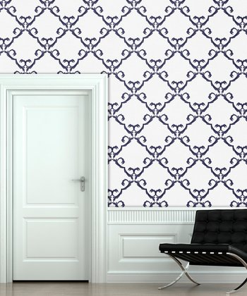 Sailor Blues Bamboozled Wallpaper Decal