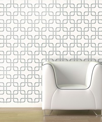 Pebble Cubix Wallpaper Decal