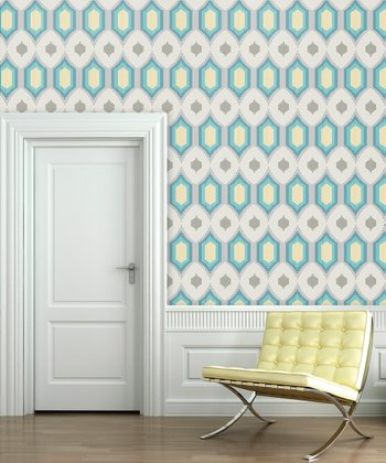 Spa Day Tile Wallpaper Decal