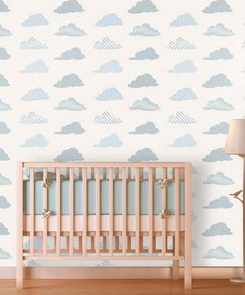Cloud Nine Wallpaper Decal