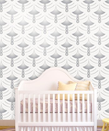 Sweet Cream Droplet Wallpaper Decal