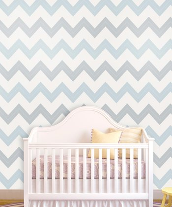 Baby Blues Stitched Wallpaper Decal