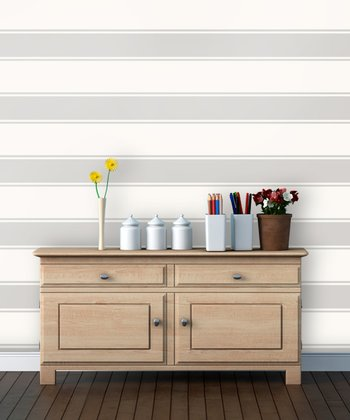 Ember Stripe Wallpaper Decal