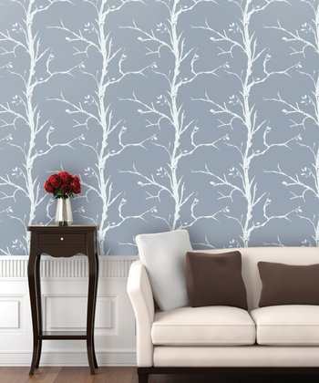 Rain Forest Tree Wallpaper Decal