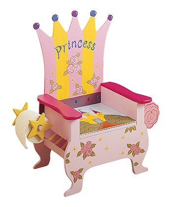 'Princess' Potty Chair
