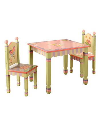 "Magic Garden Chair -€"" Set of Two"