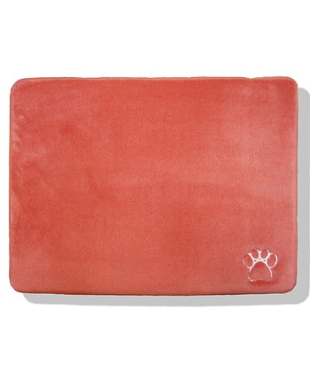 Salmon Memory Foam Pet Mat