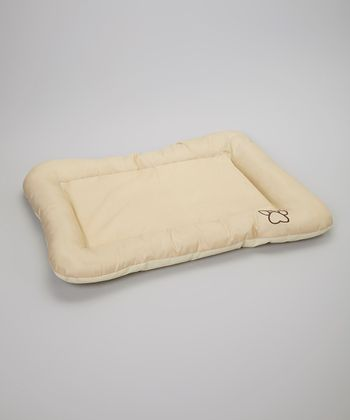 Gold Waterproof Pet Crate Pad