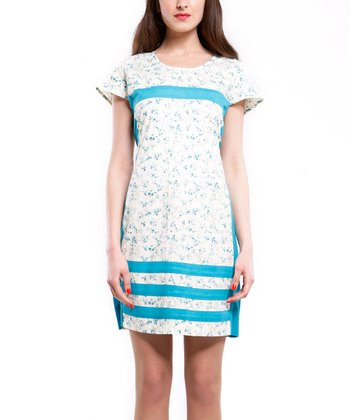 White Monet Dress - Women
