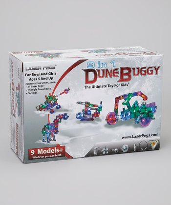 Dune Buggy Light-Up Building Set