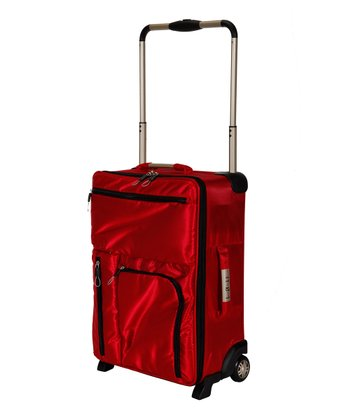 Red Second Generation 19'' Wheeled Carry-On