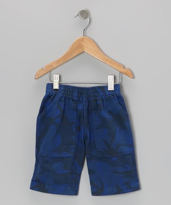 Surf Camouflage Shorts - Toddler & Boys