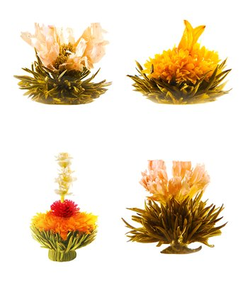 Assorted Premium Blooming Tea Set - Set of Two