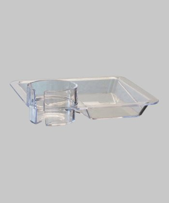 Clear Acrylic Party Pal - Set of Four