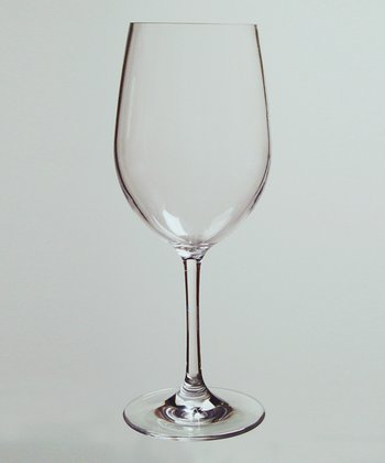 12-Oz. Plastic Wine Glass - Set of Four