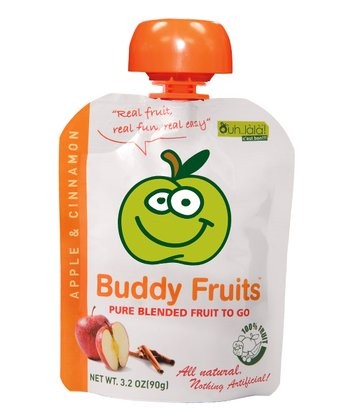 Apple & Cinnamon Blended Fruit Pouch - Set of 18