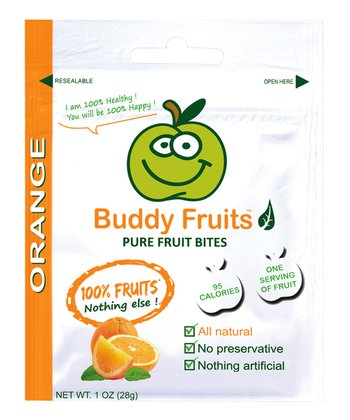 Orange Fruit Bites - Set of 18