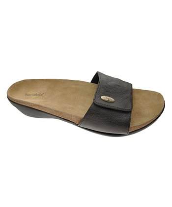 Black Cork Classic Interchangeable Sandal