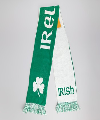 Notre Dame Fighting Irish Reversible Scarf