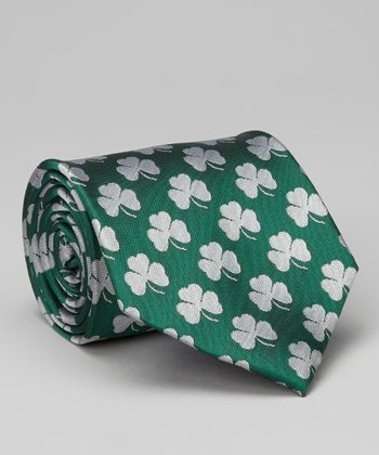 Notre Dame Fighting Irish Logo Silk Tie