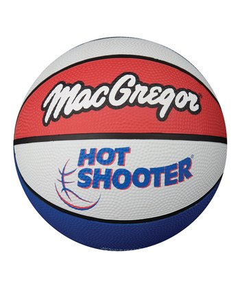 Red & Blue Hot Shooter Basketball