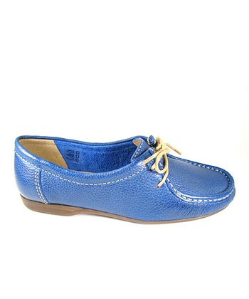 Vitoria Blue Margot Shoe