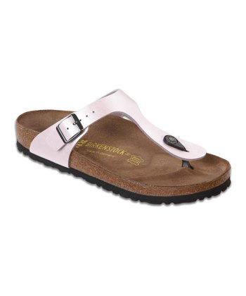 Perfect Pink Gizeh Thong Sandal - Kids