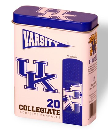 Kentucky Wildcats Logo Bandage Set