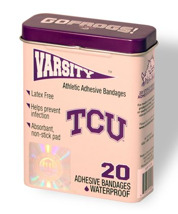 TCU Horned Frogs Logo Bandage Set
