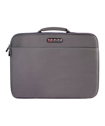 Gray 17'' Sidewinder Ballistic Laptop Sleeve