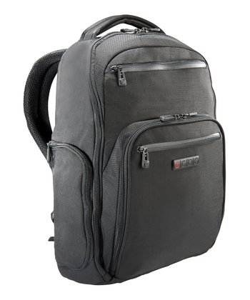 Black Thor Laptop Backpack
