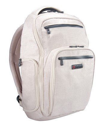 Linen Thor Laptop Backpack