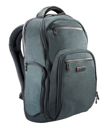 Green Hercules Laptop Backpack