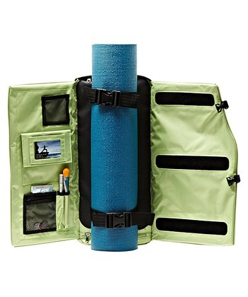 Pistachio Green Yoga Backpack