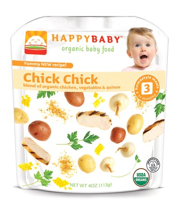 Smart Start: Snacks & Baby Food