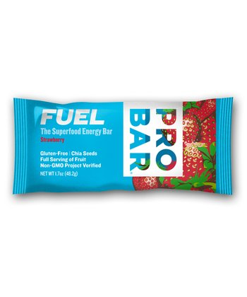Strawberry Superfood Energy Bar - Set of 12