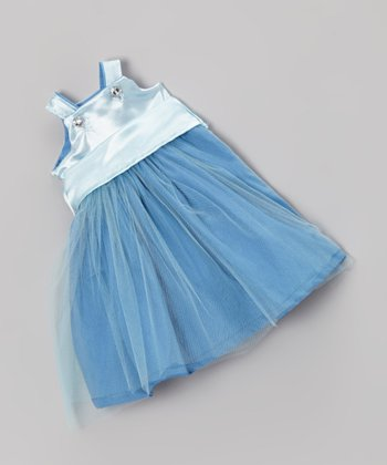 Blue Doll Dress
