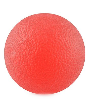 Orange Soft Stress Relief Squeeze Ball