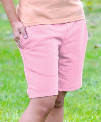 Cotton Candy Bermuda Shorts