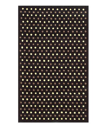 Black & Brown Soho Rug