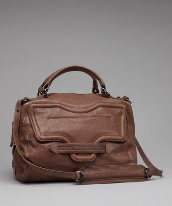 Mauve Grove Duffel Bag