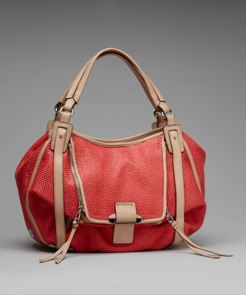 Crimson Jonnie Shoulder Bag