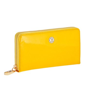 Yellow Alga Wallet