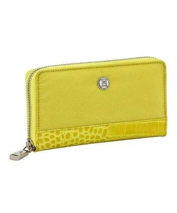 Lemon Rainbow Wallet