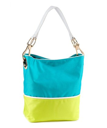 Aqua Isa Bucket Bag