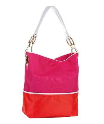 Strawberry Isa Bucket Bag