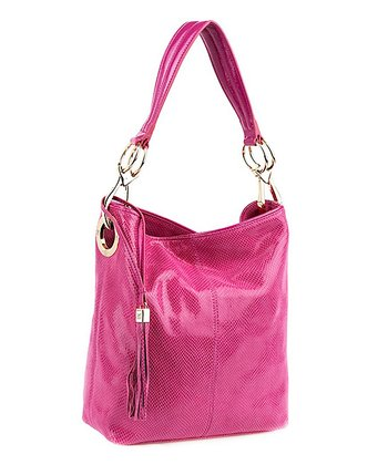 Wild Strawberry Amsterdam Bucket Bag