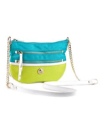 Aqua Ashley Shoulder Bag