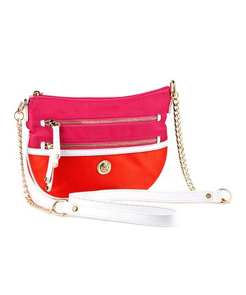 Strawberry Ashley Shoulder Bag